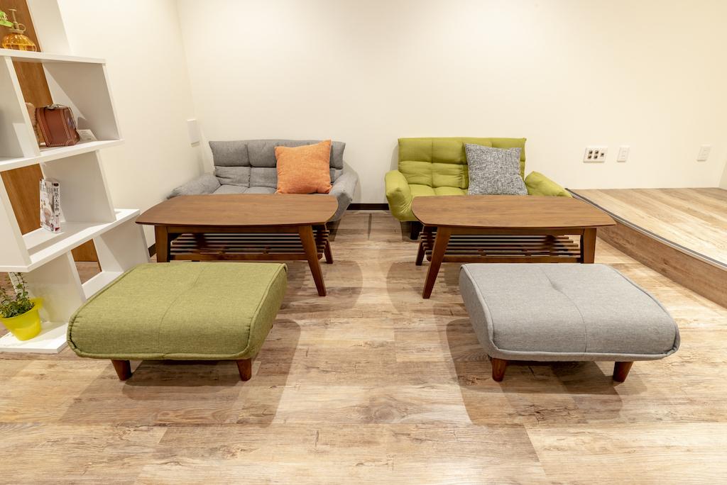 coco de tea 多目的スペース(地下1階)防音の室内の写真