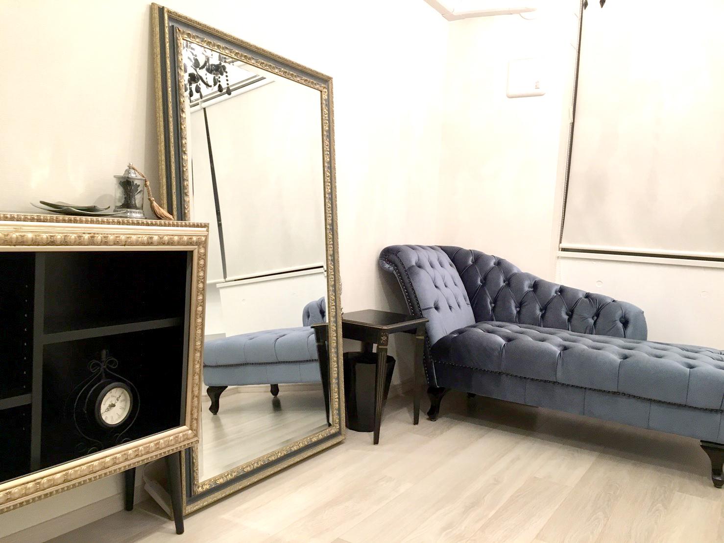 レンタルサロンaMieu麻布十番 aMieu麻布十番(Noir)の室内の写真