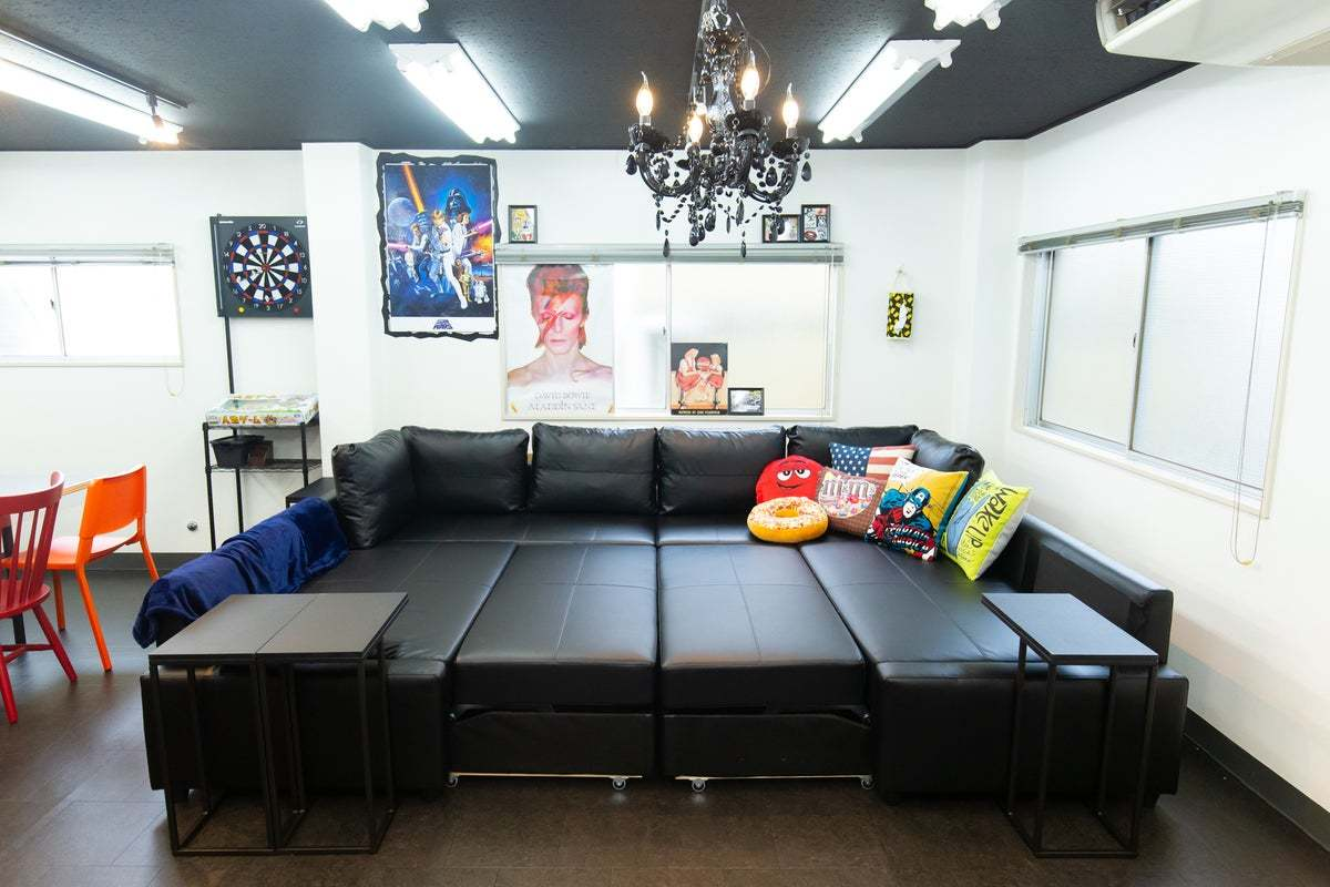 TS00139高田馬場 パーティスペースの室内の写真