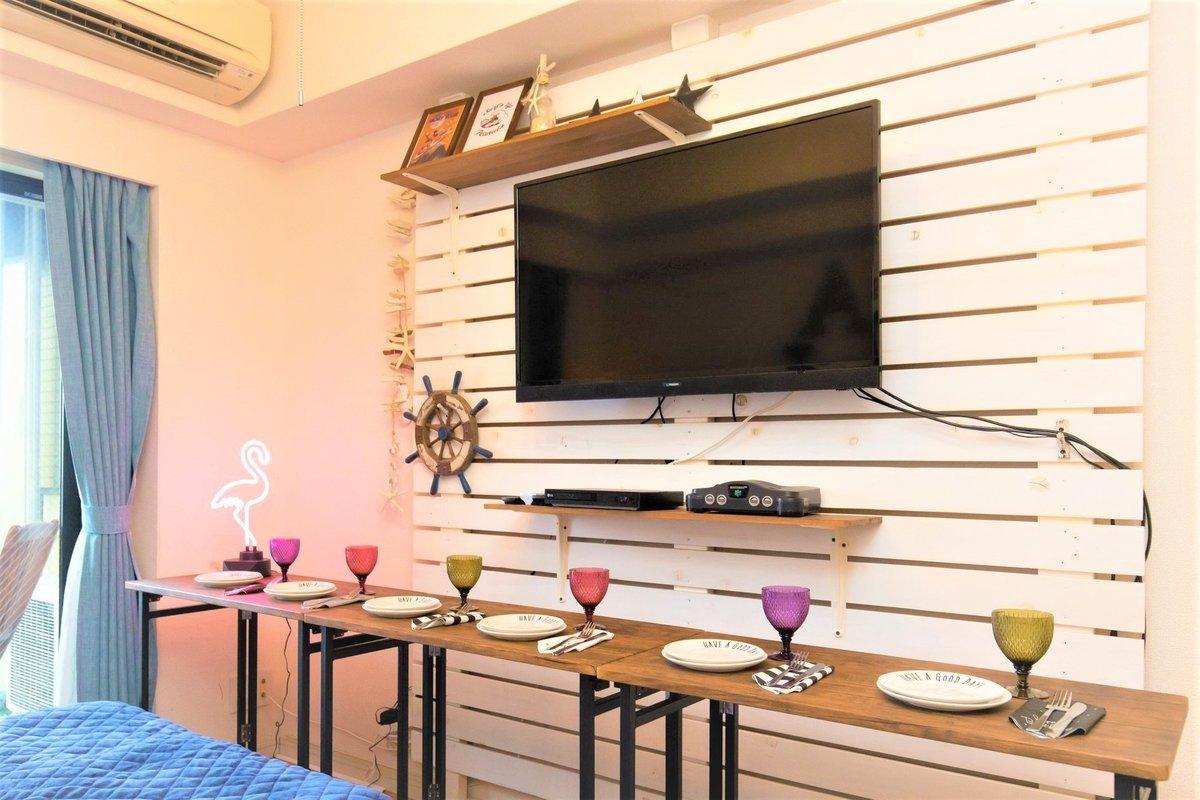 TS00072新宿 パーティスペースの室内の写真